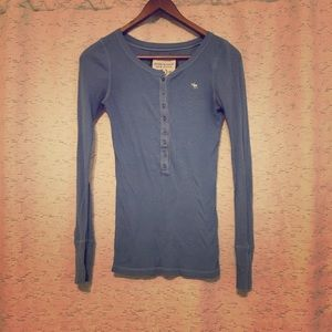 Abercrombie & Fitch thermal long sleeve